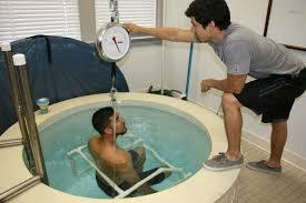 hydrostatic-weighing